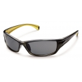Gray Backpaint - Suncloud - Hook - Gray Polarized Polycarbonate
