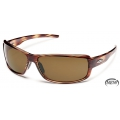 Brown Stripe - Suncloud - Ricochet  - Brown Polarized Polycarbonate