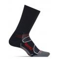 Black/Red - Feetures! - Elite Light Cushion Mini Crew