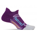 Ultraviolet/Sky Blue - Feetures! - Merino+ Cushion No Show Tab