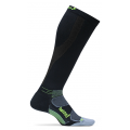 Black/Reflector - Feetures! - Light Cushion Knee High Compression
