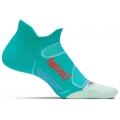 Atlantis/Lava - Feetures! - Elite Light Cushion No Show Tab