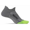 Graphite/Black - Feetures! - Elite Light Cushion No Show Tab