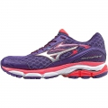 Royal Purple / Silver - Mizuno - Women's Wave Inspire 12 Shoe