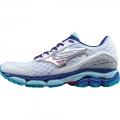White / Silver - Mizuno - Women's Wave Inspire 12 Shoe