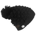 Black - Fu-r Headwear - FU-R Cinta Grande Hat Women's, White,