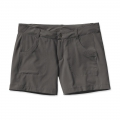 Forge Grey - Patagonia - Women's Happy Hike Shorts