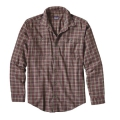 Leaf Lines: Industrial Green - Patagonia - Men's L/S Pima Cotton Shirt