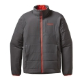 Forge Grey w/Cusco Orange - Patagonia - Men's Nano-Air Jacket