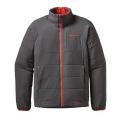 Forge Grey w/Cusco Orange - Patagonia - Men's Nano-Air Jacket