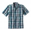 Transom: Big Sur Blue - Patagonia - Men's Puckerware Shirt