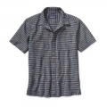 Berdoo: Navy Blue - Patagonia - Men's Back Step Shirt
