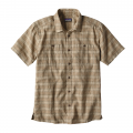 Deetjen: Mojave Khaki - Patagonia - Men's Back Step Shirt