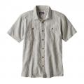 Owens: Drifter Grey - Patagonia - Men's Back Step Shirt