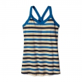 Waterfront Stripe: Bandana Blue - Patagonia - Women's Hotline Top