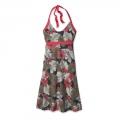 Best Fronds: Forge Grey - Patagonia - Women's Iliana Halter Dress