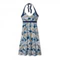 Best Fronds: Bandana Blue - Patagonia - Women's Iliana Halter Dress