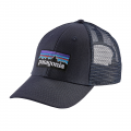 Navy Blue w/Navy Blue - Patagonia - P-6 Logo LoPro Trucker Hat