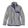 Tailored Grey - Nickel X-Dye w/Harvest Moon Blue - Patagonia - Women's Re-Tool Snap-T P/O