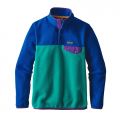 True Teal - Patagonia - Women's LW Synch Snap-T P/O