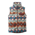 Timber Twist: Cinder Red - Patagonia - Women's Snap-T Vest
