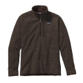 Dark Walnut - Patagonia - Men's Better Sweater 1/4 Zip