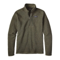 Industrial Green - Patagonia - Men's Better Sweater 1/4 Zip