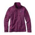 Violet Red - Patagonia - Women's Better Sweater 1/4 Zip