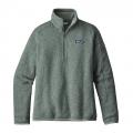 Hemlock Green - Patagonia - Women's Better Sweater 1/4 Zip
