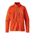 Cusco Orange - Patagonia - Men's R1 Pullover