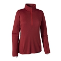 Drumfire Red - Patagonia - Women's Cap MW Zip Neck