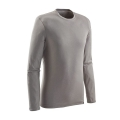 Feather Grey w/Feather Grey - Patagonia - Men's L/S Cap Daily T-Shirt