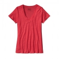 Shock Pink - Patagonia - Women's Necessity V-Neck