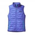 Violet Blue - Patagonia - Women's Nano Puff Vest
