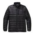 Black - Patagonia - Men's Ultralight Down Jacket