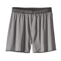 Feather Grey w/Feather Grey - Patagonia - Men's Cap Daily Boxers