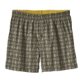 Pine Needle Weave Small: Industrial Green - Patagonia - Men's Go-To Boxers