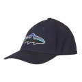 Navy Blue - Patagonia - Fitz Roy Trout Stretch Fit Hat