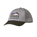Drifter Grey - Patagonia - TCL Fish LoPro Trucker Hat