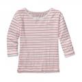 Nettie Stripe: Shock Pink - Patagonia - Women's Shallow Seas Top