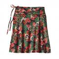 Reef Ruckus: Ink Black - Patagonia - Women's Lithia Skirt