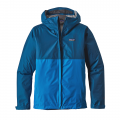 Big Sur Blue w/Andes Blue - Patagonia - Men's Torrentshell Jacket