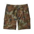 Forest Camo: Hickory - Patagonia - Men's Wavefarer Cargo Shorts - 20 in.