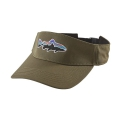 Fatigue Green - Patagonia - Fitz Roy Trout Visor