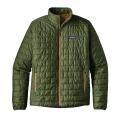 Buffalo Green - Patagonia - Men's Nano Puff Jacket