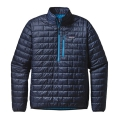 Navy Blue - Patagonia - Men's Nano Puff Pullover