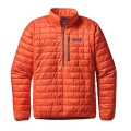 Cusco Orange - Patagonia - Men's Nano Puff P/O