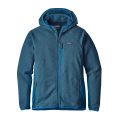 Big Sur Blue - Patagonia - Men's Performance Better Sweater Hoody