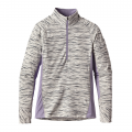 Open Oceans: Tailored Grey - Patagonia - Women's All Weather Zip Neck