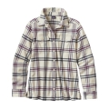 Windrow: Violet Red - Patagonia - Women's L/S Fjord Flannel Shirt